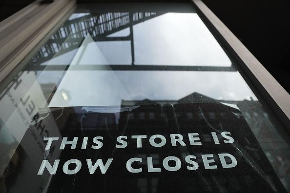 閉める「Online Shopping Habits Continue To Drive Traditional Brick And Mortar Retailers To Close Their Doors」:写真・画像(10)[壁紙.com]