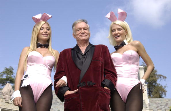 Playboy Magazine「Hugh Hefner & Bob Burnquist Film X Games IX Commercial」:写真・画像(15)[壁紙.com]