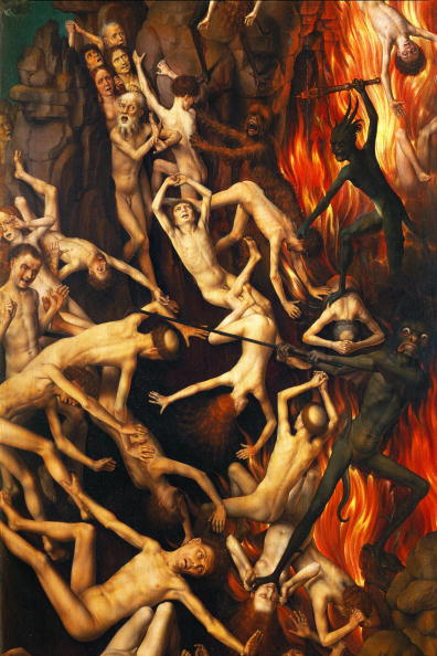 Hell「Casting the Damned into hell」:写真・画像(1)[壁紙.com]