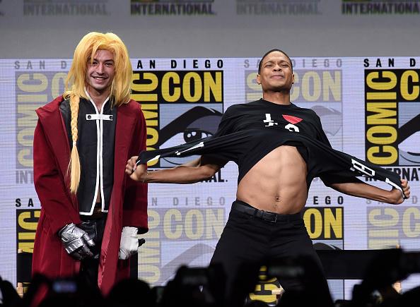 Comic con「Comic-Con International 2017 - Warner Bros. Pictures Presentation」:写真・画像(1)[壁紙.com]