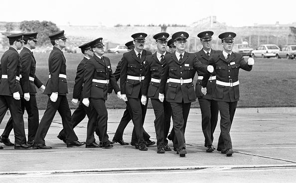 City Life「Dublin Fire Brigade Passing Out Parade 1989」:写真・画像(7)[壁紙.com]