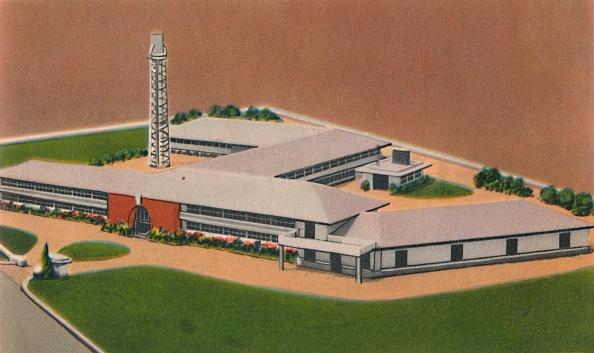 Post - Structure「Pielroja Cigarette Factory」:写真・画像(11)[壁紙.com]