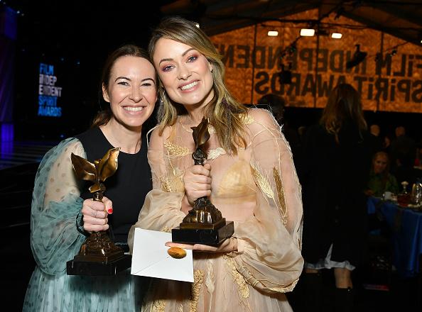 Amy Sussman「2020 Film Independent Spirit Awards  - Roaming Show And Backstage」:写真・画像(3)[壁紙.com]