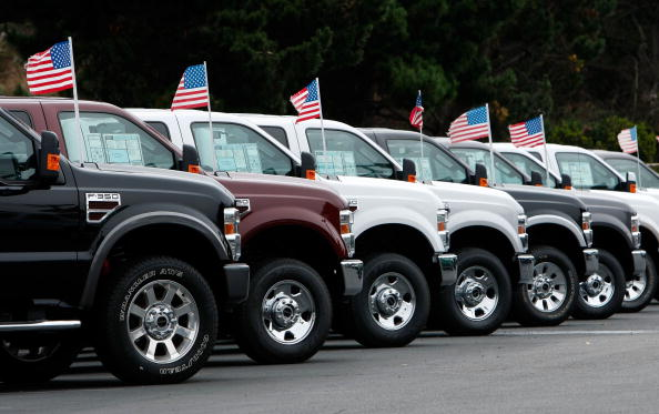 Car Dealership「US Automakers Report August Sales」:写真・画像(7)[壁紙.com]