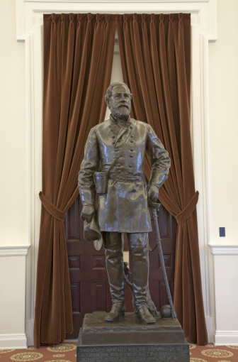 Officer - Military Rank「USA, Virginia, Richmond, bronze statue of  General Robert E. Lee by Rudolph Evans」:スマホ壁紙(19)