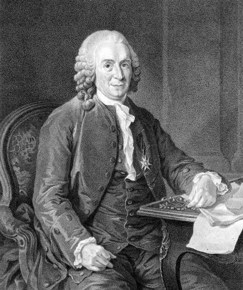 Swedish Culture「Carl Linnaeus, also known as Carl von Linne (1707-1778) swedish scientist botanist」:写真・画像(9)[壁紙.com]