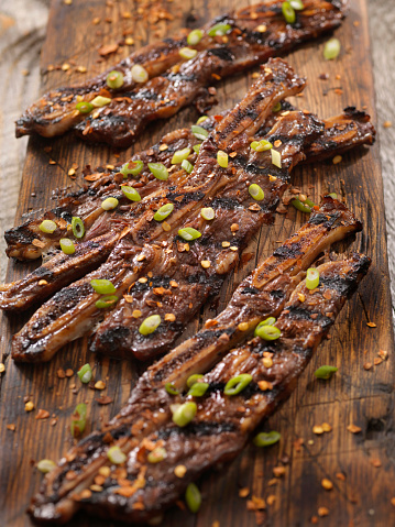 Soy Sauce「Korean Style BBQ Beef Short Ribs」:スマホ壁紙(9)