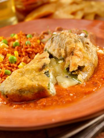 Poblano Chili「Chile relleno - Stuffed poblano pepper」:スマホ壁紙(9)