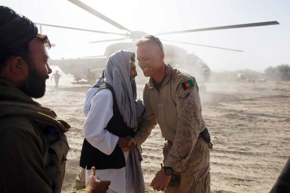 Taliban「U.S. Marines Continue Suppression Of Insurgents」:写真・画像(13)[壁紙.com]