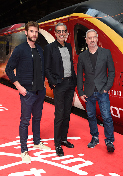 Euston Station「Virgin Trains Unveils Independence Day Resurgence Train-Wrap With Stars Jeff Goldblum And Liam Hemsworth To Celebrate New On-Board Entertainment Service BEAM」:写真・画像(10)[壁紙.com]