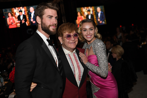 Annual Event「26th Annual Elton John AIDS Foundation Academy Awards Viewing Party sponsored by Bulgari, celebrating EJAF and the 90th Academy Awards  - Inside」:写真・画像(15)[壁紙.com]