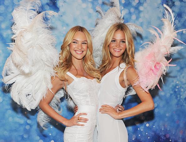 Erin Heatherton「Victoria's Secret Launches Angel Fragrance And The Dream Angels Bra」:写真・画像(8)[壁紙.com]