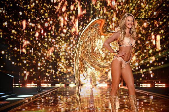 キャンディス・スワンポール「2014 Victoria's Secret Fashion Show - Show」:写真・画像(17)[壁紙.com]