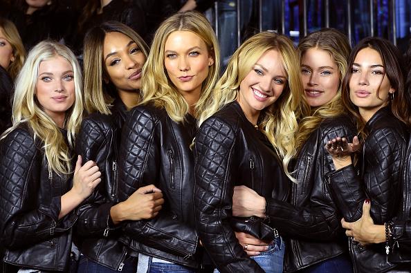 Karlie Kloss「2014 Victoria's Secret Fashion Show - Bond Street Media Event」:写真・画像(18)[壁紙.com]