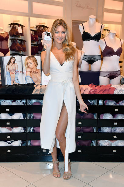 Victoria's Secret Angel Martha Hunt Introduces New Body By Victoria Collection:ニュース(壁紙.com)