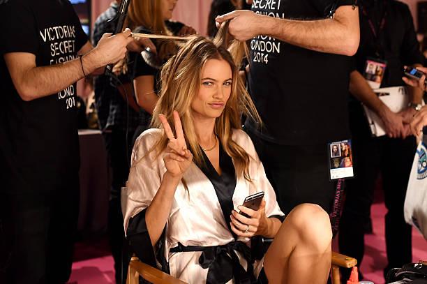 2014 Victoria's Secret Fashion Show - Hair And Makeup:ニュース(壁紙.com)