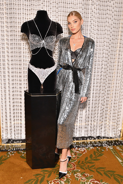 Victoria's Secret Fantasy Bra「Victoria's Secret Angel Elsa Hosk Wears The 2018 Dream Angels Fantasy Bra」:写真・画像(2)[壁紙.com]