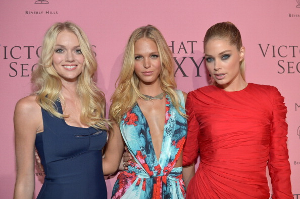 Erin Heatherton「Victoria's Secret What Is Sexy? Party at Mr. C Beverly Hills」:写真・画像(5)[壁紙.com]