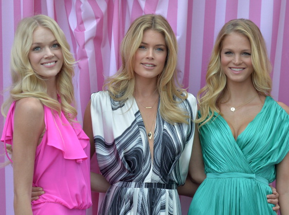エリン・ヘザートン「Victoria's Secret Angels Reveal What's Sexy Now」:写真・画像(7)[壁紙.com]