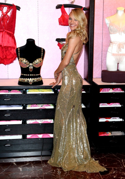 Royal Fantasy Bra「Victoria's Secret Reveals The Royal Fantasy Bra」:写真・画像(18)[壁紙.com]
