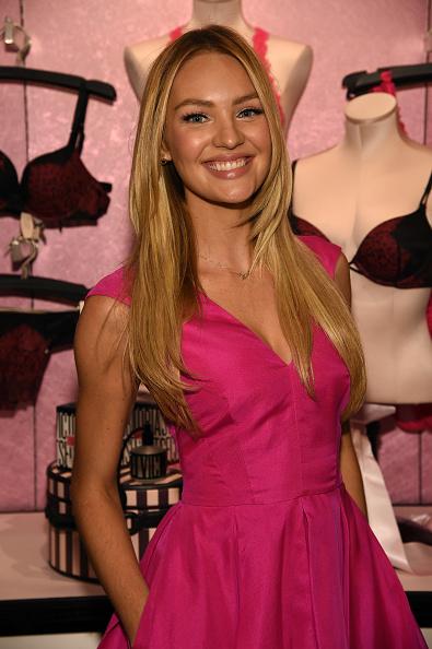 キャンディス・スワンポール「Victoria's Secret Angels Share Gift Picks For Valentine's Day」:写真・画像(18)[壁紙.com]