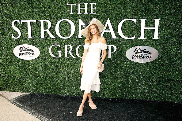 ヴィクトリアズ・シークレット「The Stronach Group Owner's Chalet At 142nd Preakness Stakes」:写真・画像(14)[壁紙.com]