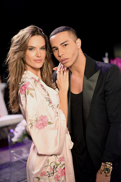 Olivier Rousteing - Fashion Designer「2017 Victoria's Secret Fashion Show In Shanghai - Hair & Makeup」:写真・画像(12)[壁紙.com]