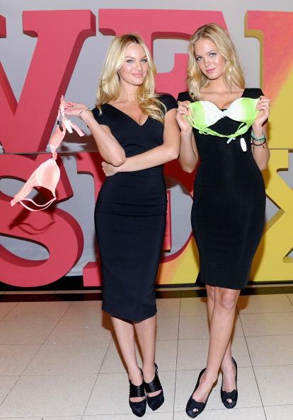 Erin Heatherton「Victoria's Secret Very Sexy Tour Stop In New York」:写真・画像(8)[壁紙.com]
