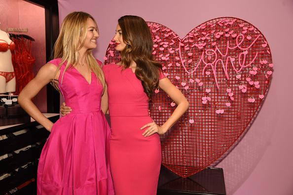 バレンタイン「Victoria's Secret Angels Share Gift Picks For Valentine's Day」:写真・画像(2)[壁紙.com]