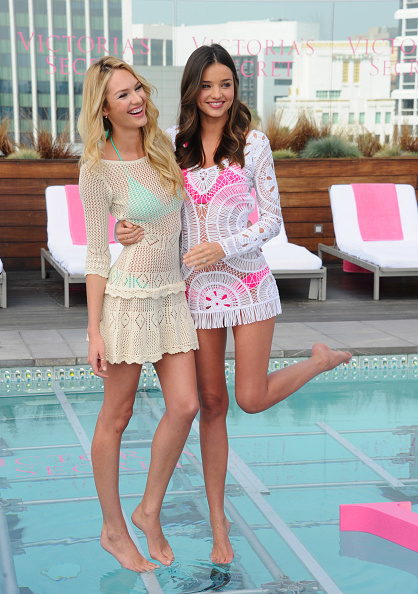 ミランダ・カー「Victoria's Secret 2012 Swim Launch With Miranda Kerr And Candice Swanepoel」:写真・画像(1)[壁紙.com]