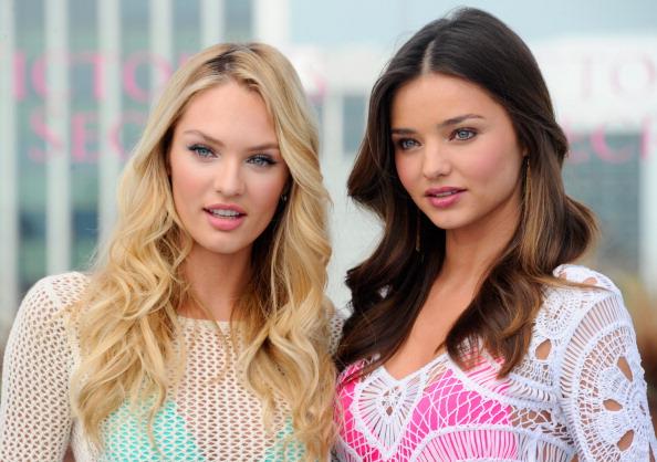 Miranda Kerr「Victoria's Secret 2012 Swim Launch With Miranda Kerr And Candice Swanepoel」:写真・画像(17)[壁紙.com]