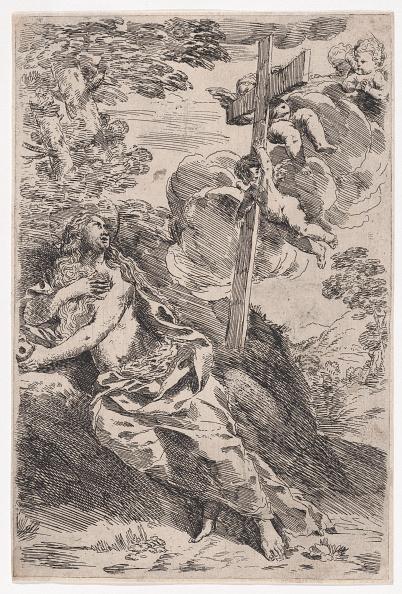 Etching「Mary Magdalene In The Desert」:写真・画像(3)[壁紙.com]