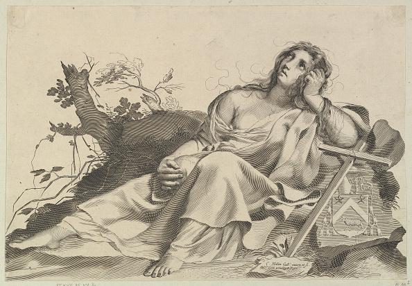 Mary Magdalene「Mary Magdalen Meditating Creator: Claude Mellan」:写真・画像(19)[壁紙.com]