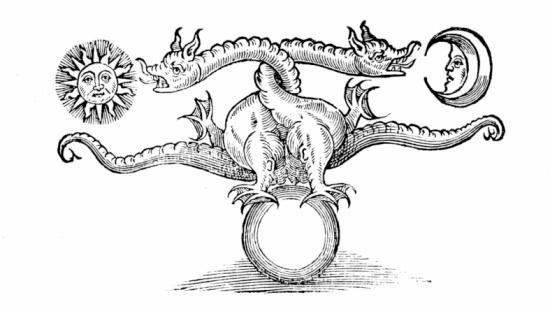 Dragon「Symbol of alchemy」:スマホ壁紙(15)