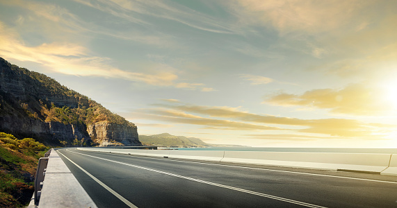 Cliff「Ocean road」:スマホ壁紙(5)