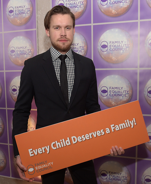 Chord「Family Equality Council's 2015 Los Angeles Awards Dinner - Red Carpet」:写真・画像(16)[壁紙.com]