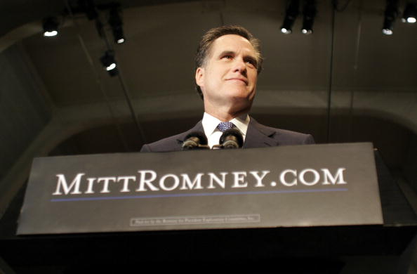 Bill Pugliano「Mitt Romney Announces Run For The White House」:写真・画像(13)[壁紙.com]