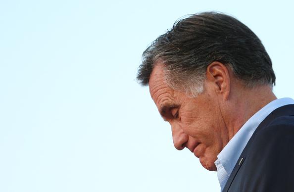 Mitt Romney「Mitt Romney Runs For Utah Senate Seat In State's Primary」:写真・画像(13)[壁紙.com]