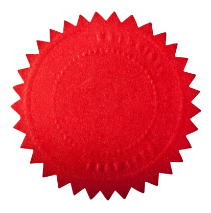 Medal「Red seal award」:スマホ壁紙(14)