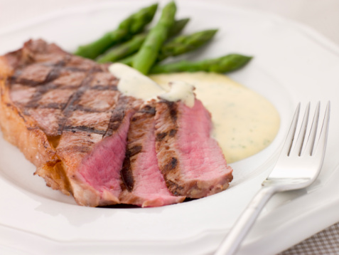 Tarragon「Steak Bearnaise with Asparagus Spears」:スマホ壁紙(1)
