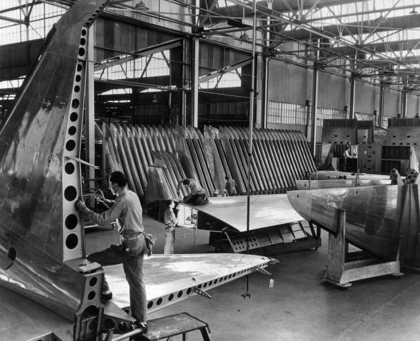 Burbank「Lockheed Factory」:写真・画像(7)[壁紙.com]