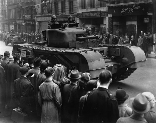 Mode of Transport「Tank Parade」:写真・画像(12)[壁紙.com]