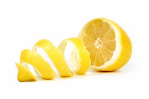 物の形「レモン」:スマホ壁紙(11)