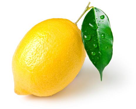 Lemon - Fruit「Lemon」:スマホ壁紙(1)