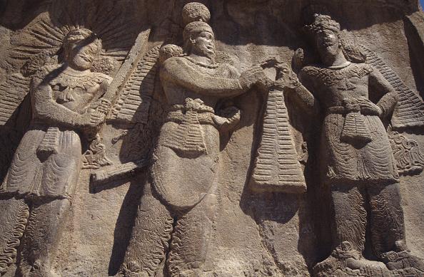 UNESCO World Heritage Site「Taq-e Bostan」:写真・画像(0)[壁紙.com]
