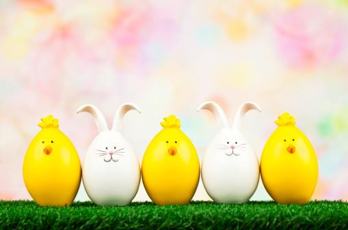Baby Rabbit「Easter Critters」:スマホ壁紙(12)