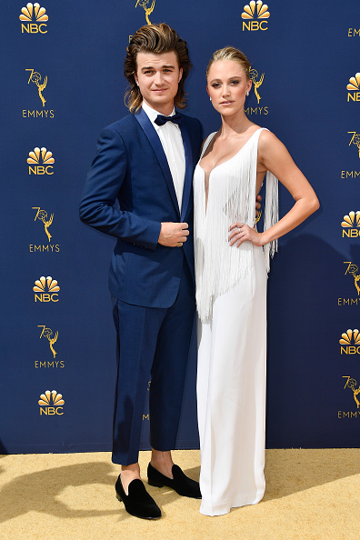 エミー賞「70th Emmy Awards - Arrivals」:写真・画像(1)[壁紙.com]