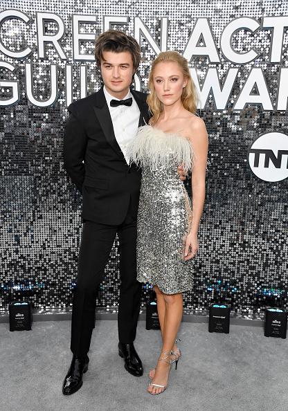 Leather Shoe「26th Annual Screen ActorsGuild Awards - Red Carpet」:写真・画像(16)[壁紙.com]