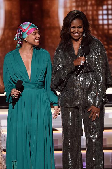 グラミー賞「61st Annual GRAMMY Awards - Inside」:写真・画像(4)[壁紙.com]