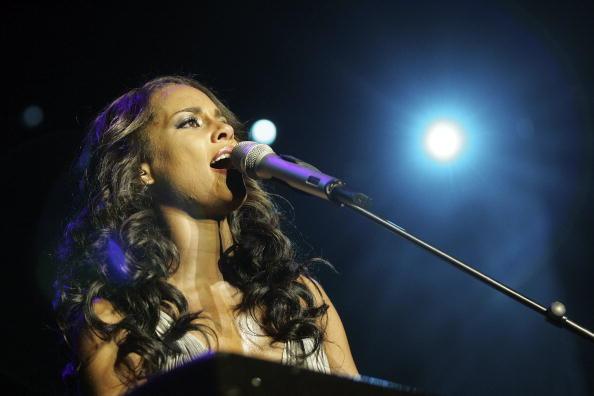 Spark Arena「Alicia Keys Plays Auckland」:写真・画像(17)[壁紙.com]